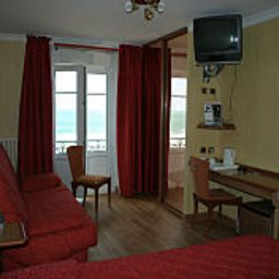 Family room Kyriad Saint Malo Centre - Plage
