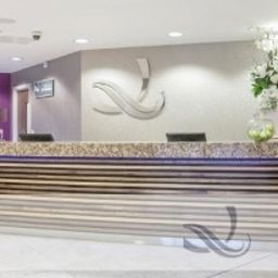 Reception Quality Hotel Boldon Fotos