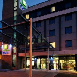 Holiday Inn Express LONDON - HEATHROW T5 Слоу