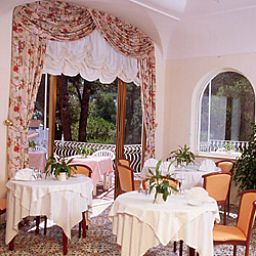 Breakfast room within restaurant Hermitage Park Terme