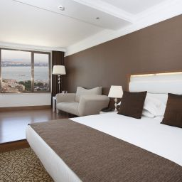 Habitación Business Richmond Istanbul