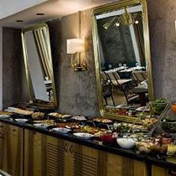Buffet The Marmara Sisli