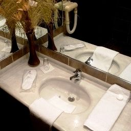 Bathroom Montania Business & Spa Hotel