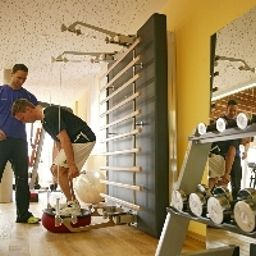 Fitness room Berlin's Krone