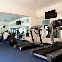 Fitness room Golden Sands 3 Hotel Apartments