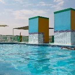 Pool Golden Sands 3 Hotel Apartments