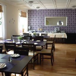 Breakfast room within restaurant Hallbergerhof Hotel & Hostel