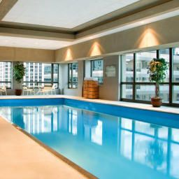 Piscina Homewood Suites by Hilton Chicago Downtown