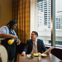 Restaurante Homewood Suites by Hilton Chicago Downtown