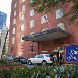 Hampton Inn  Suites AtlantaDowntown Atlanta