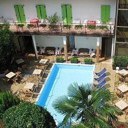 Pool Eco Hotel Zanella