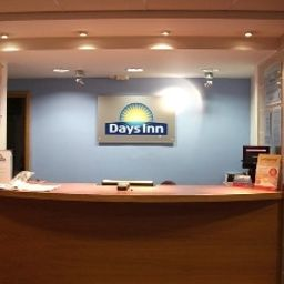 Reception Days Inn Cannock (Norton Canes M6 Toll)