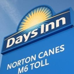 Certificate Days Inn Cannock (Norton Canes M6 Toll)