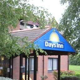Фасад Days Inn Chester East