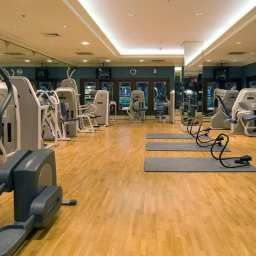 Wellness/fitness area Jeddah Hilton