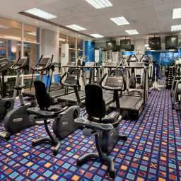 Wellness/fitness area Hilton Dartford Bridge