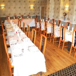 Breakfast room within restaurant Croham
