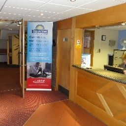 Reception Days Inn Taunton