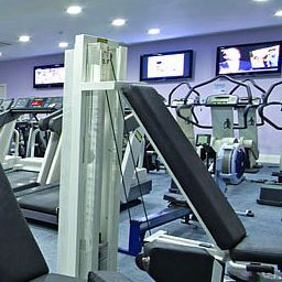 Fitness Best Western Oaks Hotel & Leisure Club