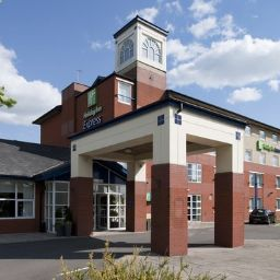 Vista exterior Holiday Inn Express BURTON UPON TRENT