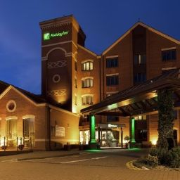 Vista exterior Holiday Inn LINCOLN