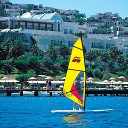 Фасад WOW Bodrum Resort