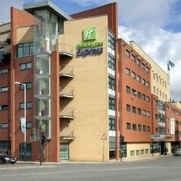 Holiday Inn Express GLASGOW - CITY CTR RIVERSIDE Glasgow