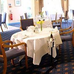 Breakfast room within restaurant Sudbury House
