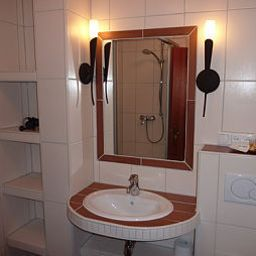 Camera da bagno Wernerwald Wellness-Hotel