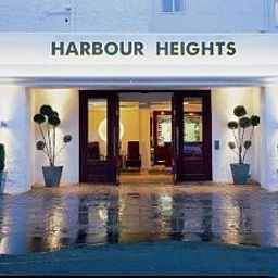 Exterior view Harbour Heights Hotel