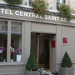 Фасад Central Saint Germain Exclusive Hotels