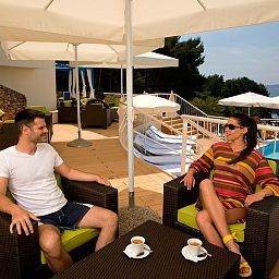 Bar Valamar Koralj *park side room at HRS* * rates incl. HB *