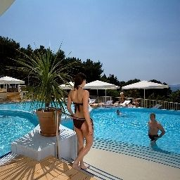 Pool Valamar Koralj *park side room at HRS* * rates incl. HB *