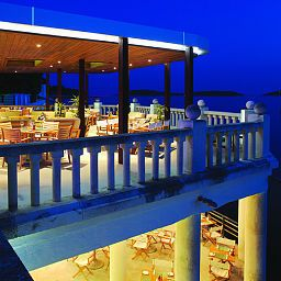 Restaurant Amfora hvar grand beach resort