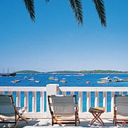 Terrasse Amfora hvar grand beach resort