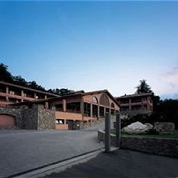 Vista esterna Meridiana Country Hotel