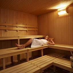 Obszar spa Due Lune Resort Golf & SPA