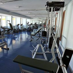 Fitness room Diana