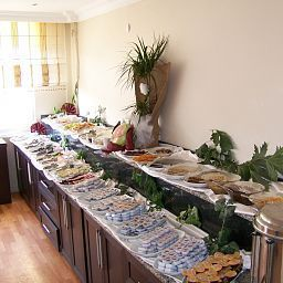 Buffet Grand Sinan Hotel