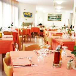Breakfast room within restaurant Soleado