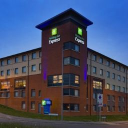 Vista exterior Holiday Inn Express LONDON - LUTON AIRPORT