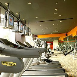 Sala fitness Lumire Hotel & con Formerly Aston Atr