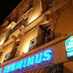 Best Western Terminus Grenoble