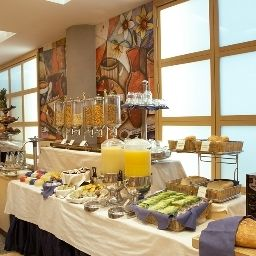 Buffet Pacific Hotel Fortino
