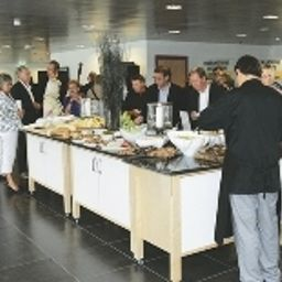 Buffet CABINN Scandinavia Fotos