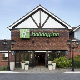 Фасад Holiday Inn READING - WEST