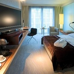 Business-Zimmer Radisson Blu