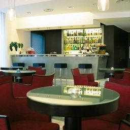 Bar First Hotel Malpensa Airport