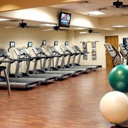 Wellness/fitness The Worthington Renaissance Fort Worth Hotel