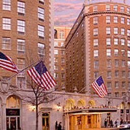 Vue extérieure DC Hotel The Mayflower Renaissance Washington